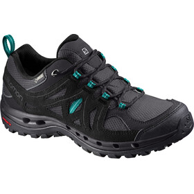 Salomon Ellipse 2 GTX Surround - Calzado Mujer - gris/negro